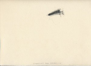 wind Note No.1 0003 (25.0×32.5cm)