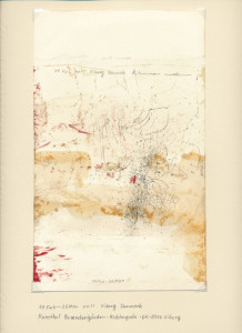 wind Note No.1 0016 (15.0×25.0cm)