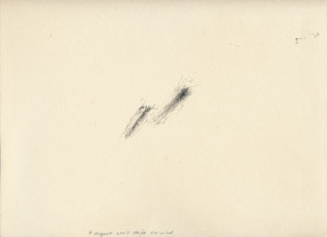 wind Note No.1 0017 (26.5×35.0cm)