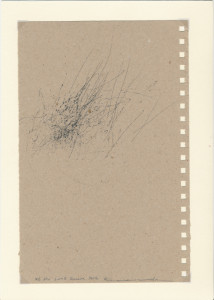 wind Note No.1 0021 (17.0×25.5cm)